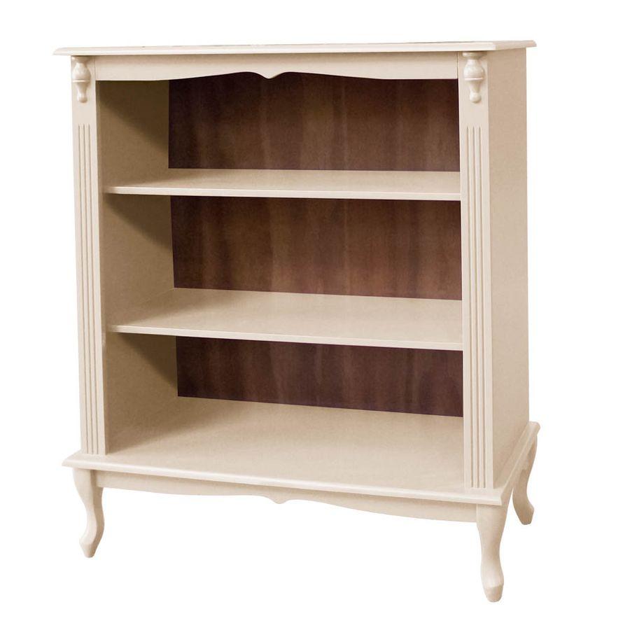 783-Estante-Baixa-madeira-macica-decorativa-aparador-nude-bege-Pes-Luiz-xv