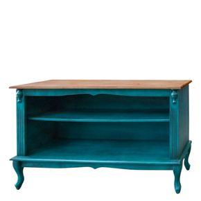 785-Rack-Pequeno-para-apartamento-sala-madeira-macica-entalhada-luis-xv-classico-provencal-azul