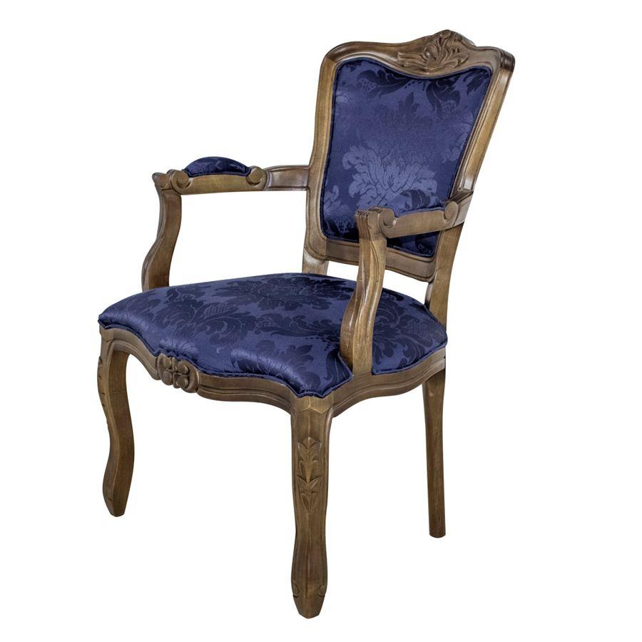 poltrona-luis-xv-prime-entalhada-encosto-medalhao-classica-madeira-macica-azul-marinho