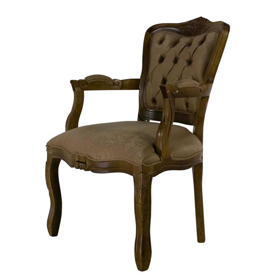 cadeira-poltrona-luis-xv-entalhada-tabaco-capitone-bege-cafe-marrom-com-braco-sala-de-estar-jantar-mesa-madeira-macica-classica-2