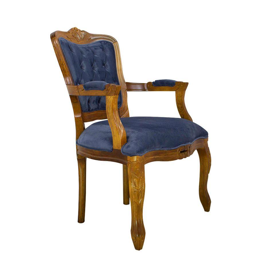 cadeira-poltrona-luis-xv-entalhada-mel-azul-sala-de-estar-jantar-mesa-madeira-macica-1