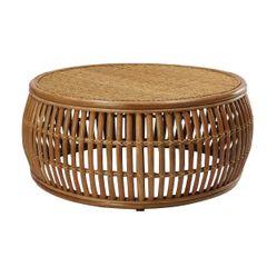 mesa-de-centro-bumbo-redondo-madeira-com-fibra-sintetica-decoracao-casa-area-externa-piscina-1