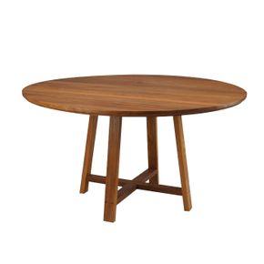mesa-decor-tampo-redondo-base-madeira-decoraca-area-interna-e-externa