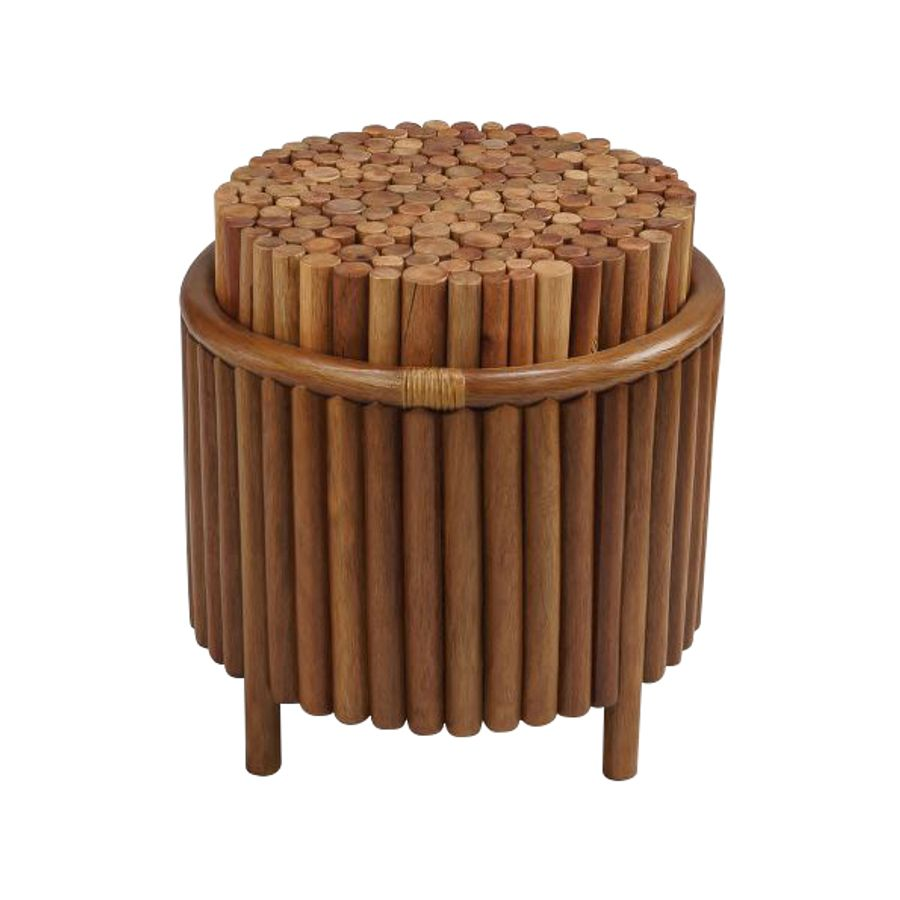 puff-lapis-madeira-fibra-sintetica-decoracao-varanda-area-externa-rustico
