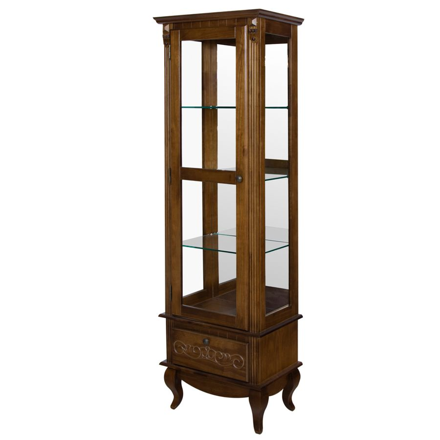 5181-cristaleira-country-1910x60-classica-vidro-lateral-madeira-macica-entalhada-1-porta-3-divisorias-vidro-1-gaveta-pes-luis-xv