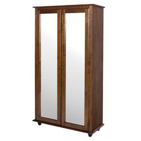 2168-estante-rustica-madeira-macica-2-portas-com-espelho-e-nichos-1