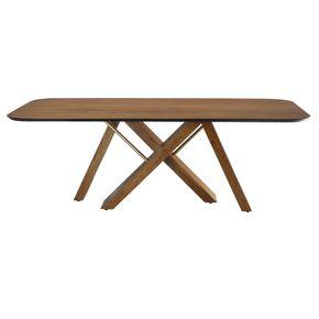 mesa-de-jantar-madeira-macica-moderna-base-com-apoio-metalizado
