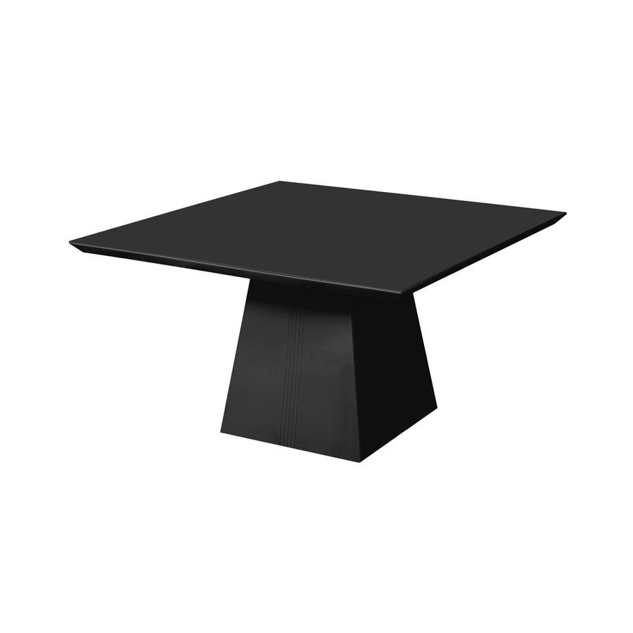 mesa-de-jantar-madeira-macica-preta-base-com-entalhe