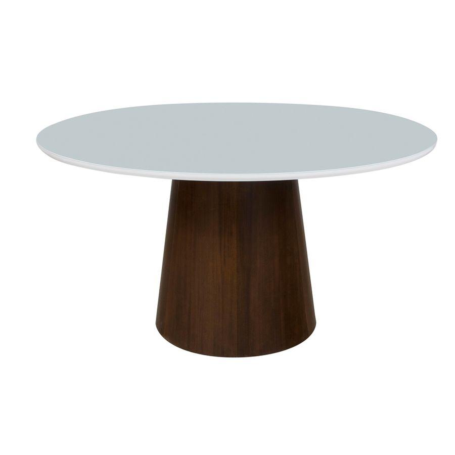 Charlene---7709---pinhao---tampo-Light-branco.-mesa-de-jantar-madeira-e-vidro