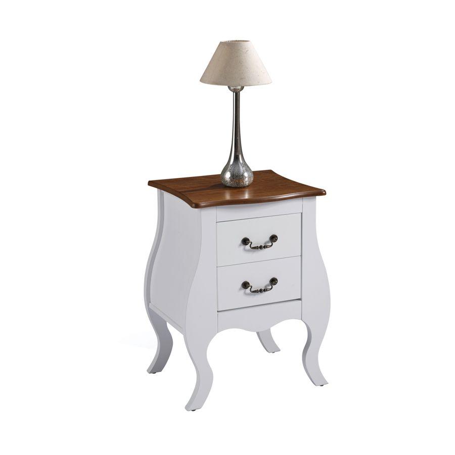 1026-011B-024B-mini-comoda-branca-retro-madeira-macica-2-gavetas-vintage-rustico