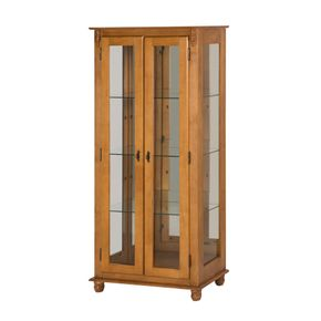 50353-087B-cristaleira-madeira-vintage-4-nichos-2-portas-vidro