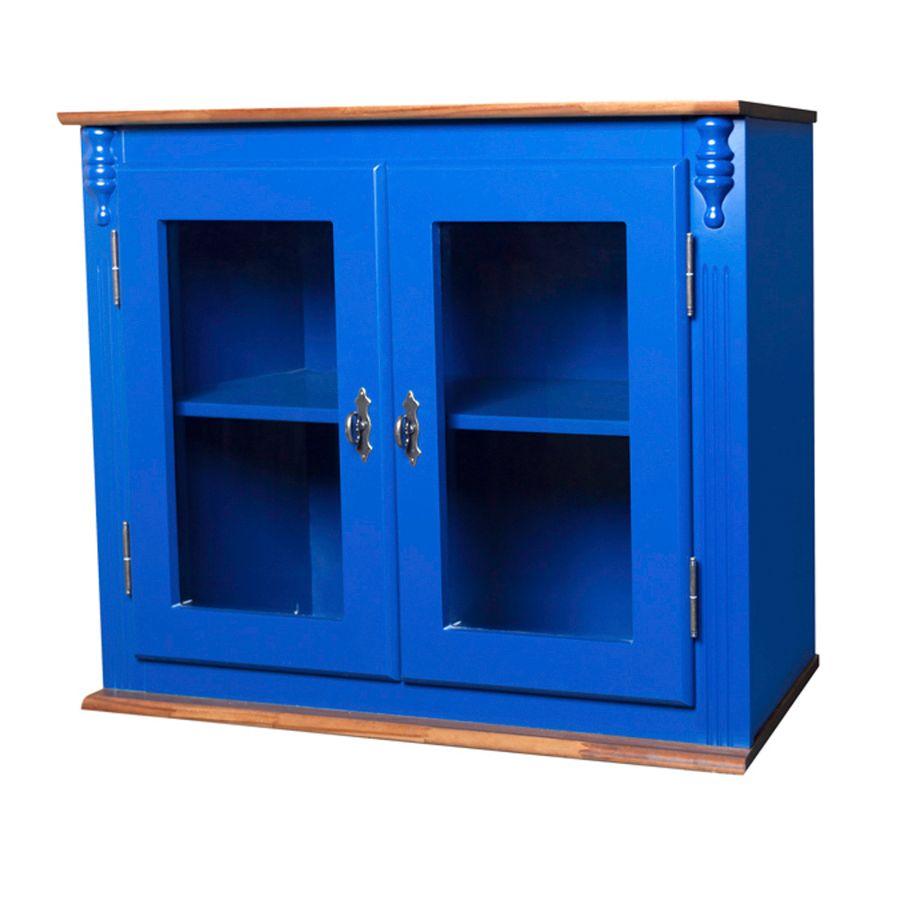 50607V-80-060C-024B-armario-retro-azul-bic-madeira-macica-2-portas-vidro-vintage-rustico