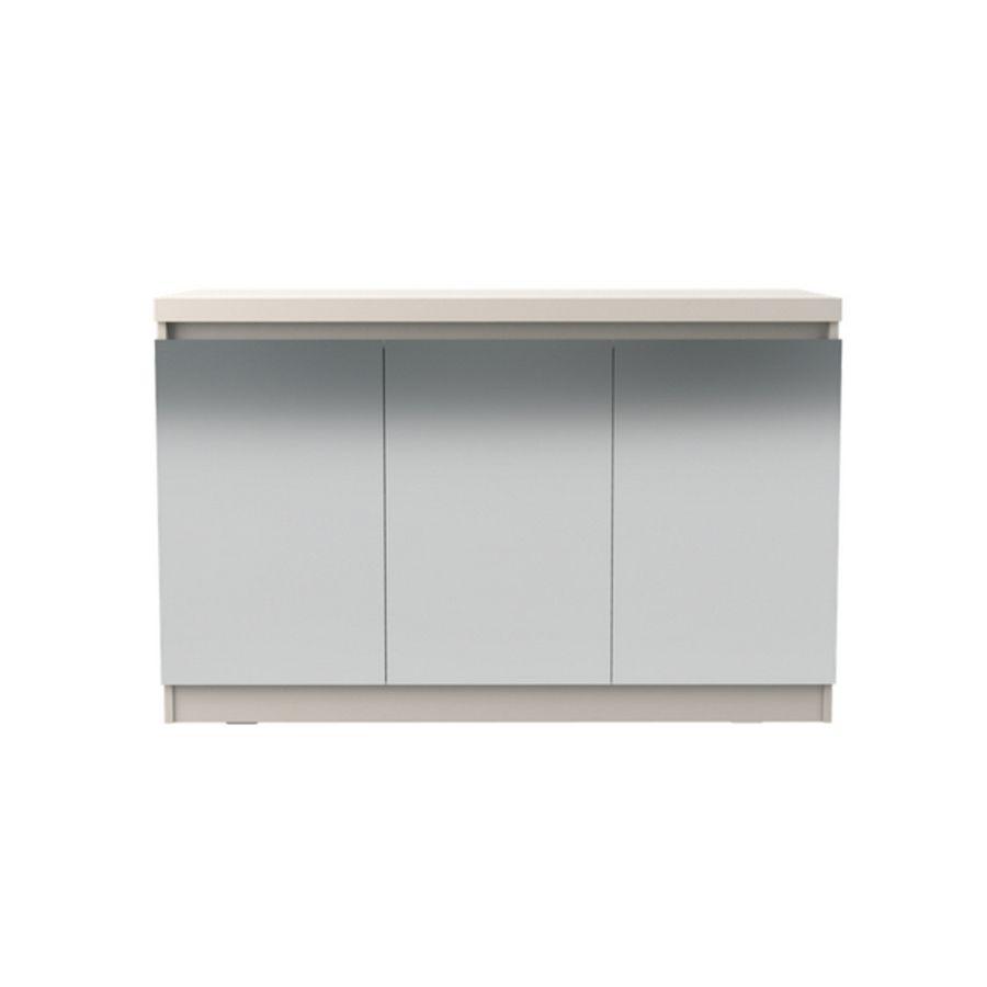 Buffet-Archie-120-off-white-3-portas-com-espelho