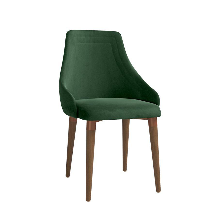 Cadeira-de-jantar-Florian-vinca-11-estofada-verde-pes-palito-em-madeira-perspec