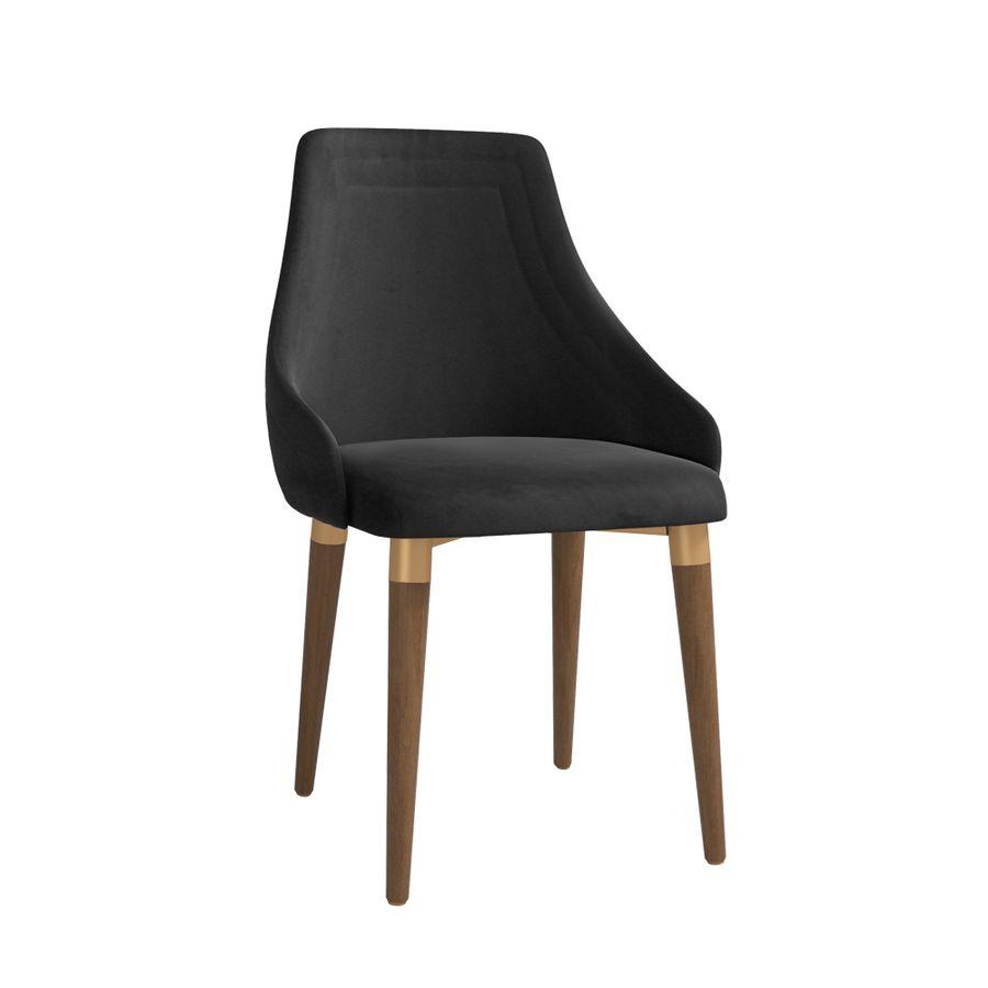 Cadeira-de-jantar-Florian-vinca-13-dourado-estofado-preto-com-orelhas-pes-palito-em-madeira-perspec