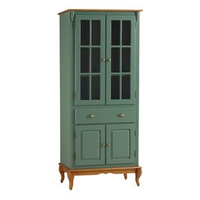 60810-066C-087B-armario-madeira-macica-verde-1-gaveta-4-portas-vintage-rustico