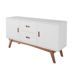 Balcao-monaco-quadrado-branco-madeira-macica-2-gavetas-2-portas