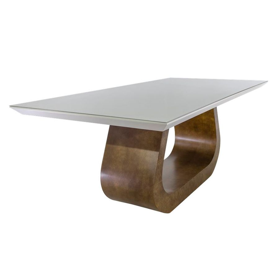 mesa-de-jantar-retangular-base-curva-madeira-tampo-branco-com-vidro-alto-padrao-decoracao-01
