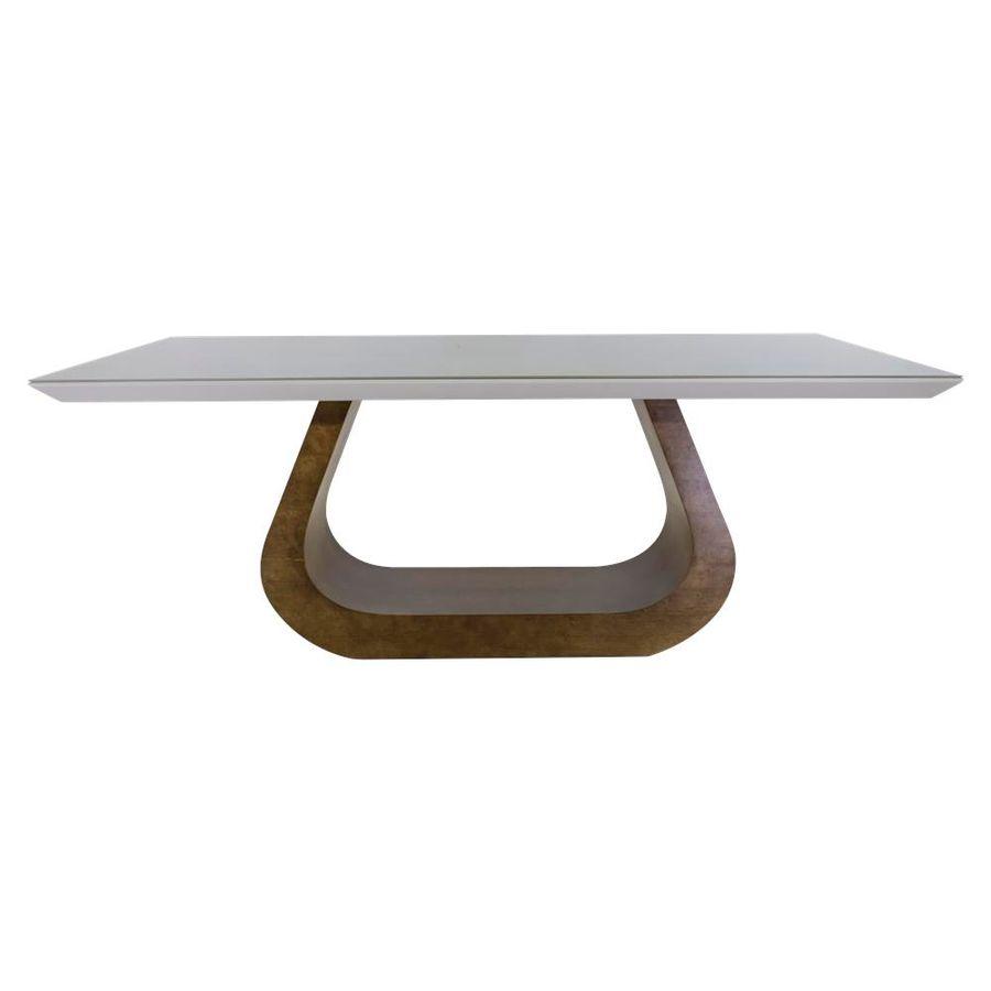 mesa-de-jantar-retangular-base-curva-madeira-tampo-branco-com-vidro-alto-padrao-decoracao-03
