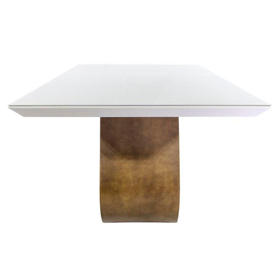 mesa-de-jantar-retangular-base-curva-madeira-tampo-branco-com-vidro-alto-padrao-decoracao-02
