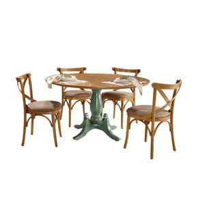 conjunto-sala-de-jantar-hanover-mesa-redonda-4-cadeiras-madeira-e-cristaleira-verde-escura-2