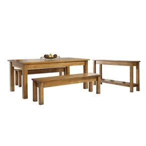 sala-de-jantar-vintage-linha-rustique-linz-mesa-e-banco-de-madeira-macica
