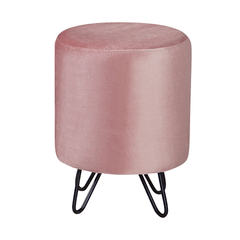 puff-redondo-rosa-pes-em-ferro