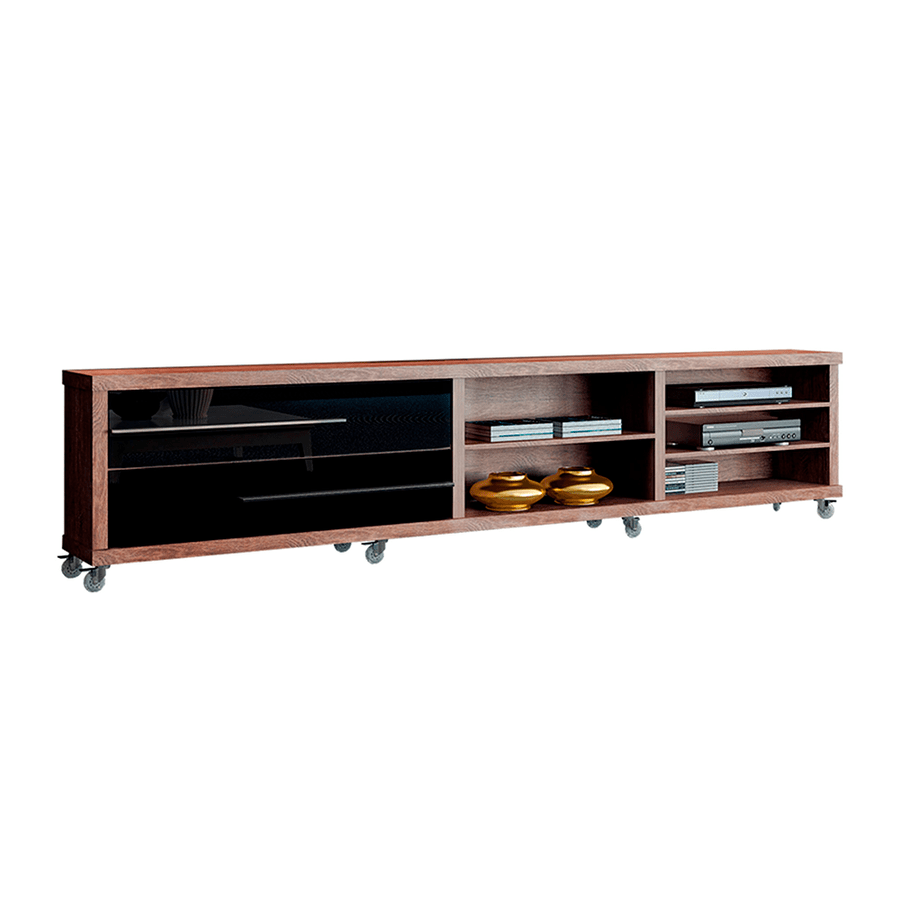 rack-sevilha-2-gavetas-5-nichos-preto-madeira