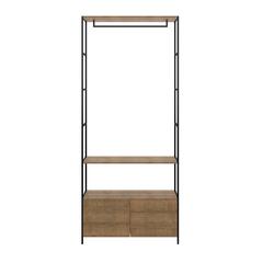 estante-cabideiro-com-2-gavetas-madeira