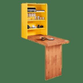 aparador-com-estante-imperador-amarela-madeira