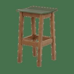 banqueta-madeira-verde