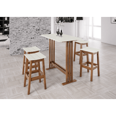 conjunto-mesa-alta-banqueta-madeira-branco