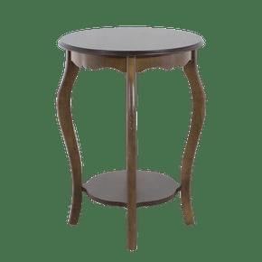 mesa-de-apoio-redonda-com-prateleira-e-pes-curvos-entalhada-madeira-macica-02