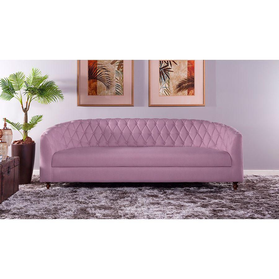 sofa-cohen-estofado-veludo-rosa-com-capitone-pes-torneados-2