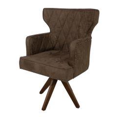 cadeira-de-jantar-estofada-matelasse-com-tachas-giratoria-pes-ma--deleted-71d7542eaacc7a15ce2d2ad9abd51249--2