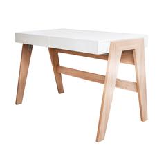 escrivaninha-tyron-branco-madeira-com-2-gavetas