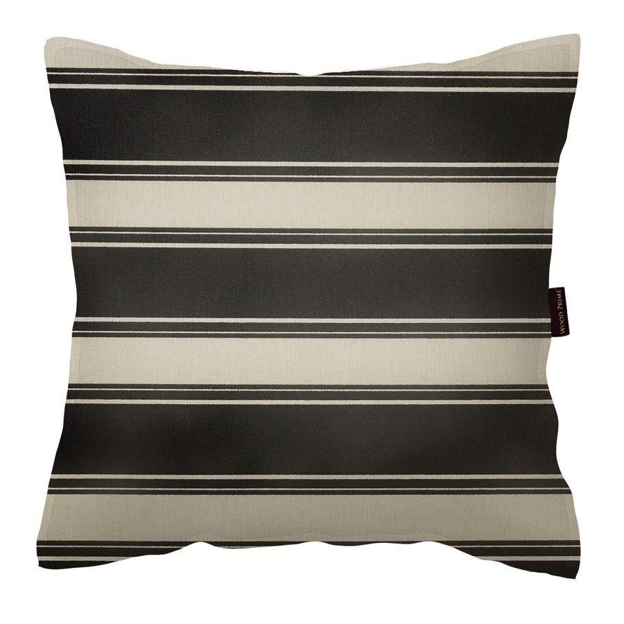 Las-Tunas-Preto-almofada-para-sofa-decorativa-almofada-listrada