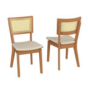 conjunto-cadeira-estofada-Savoie-cor-cha-com-palinha
