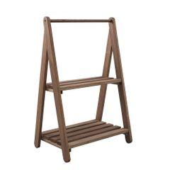 estante-multi-uso-madeira-com-2-prateleiras-nogueira