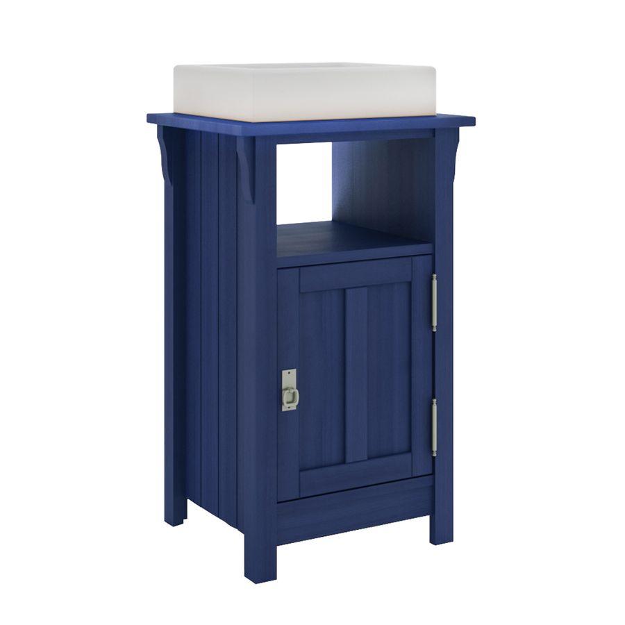 bancada-para-cuba-com-1-nicho-e-1-porta-madeira-azul