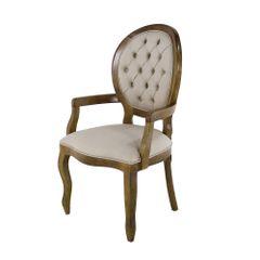 cadeira-medalhao-com-braco-estofada-capitone-linho-off-white-madeira-imbuia-1
