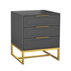 mesa-de-cabeceira-partenon-3-gavetas-grafite-com-pes-dourado-2