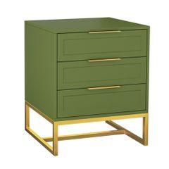 mesa-de-cabeceira-partenon-3-gavetas-verde-com-pes-dourado-2