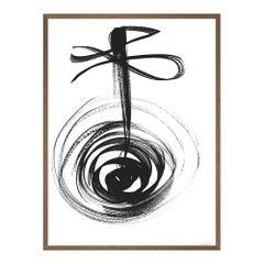 quadro-decorativo-abstrato-nota-musical-preto-e-branco