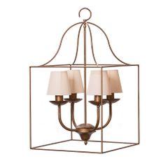 pendente-abajur-gaiola-para-sala-de-jantar-iluminacao-4-lampadas-dourado-ouro-velho-gold-40cm-por-40cm-70cm