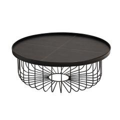 mesa-de-centro-redonda-sala-de-estar-metal-preto-madeira-freijo-amalteia