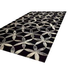 tapete-raro-requinte-flower-preto-e-pretoleo