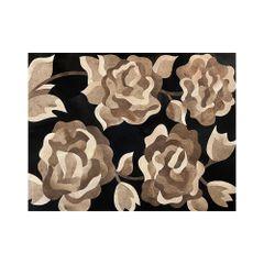 tapete-roses-black-champanhe-e-preto