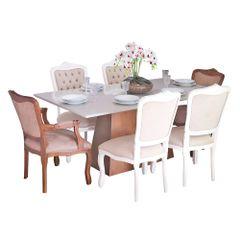 conjunto-mesa-de-jantar-bonnie-capuccino-4-cadeiras-luis-xv-branco-2-poltronas-luis-xv-capuccino-estofadas-1