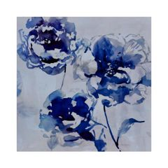 quadro-decorativo-flores-azul-e-branco